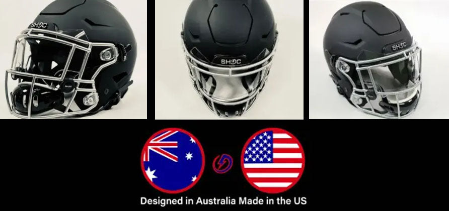 riddell football visors