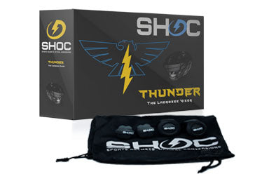 whats included in shoc visor box