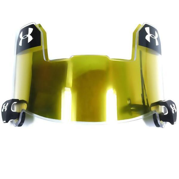 SHOC INSERT for Under Armour Youth Visor | Gold Insert, Visor Insert, SHOC,SHOC