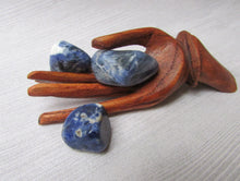 Tumbled Sodalite - Crystal - Cosmic Corner Savannah
