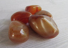 Tumbled Carnelian - Crystal - Cosmic Corner Savannah