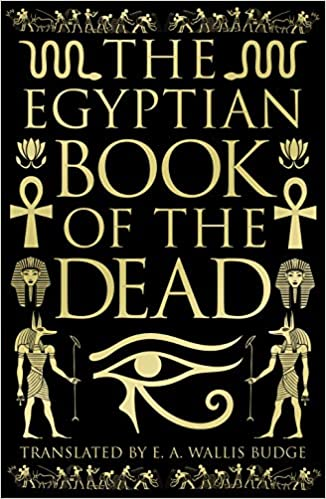 The Egyptian Book of the Dead: Deluxe Slip-case Edition Hardcover by Arcturus Publishing