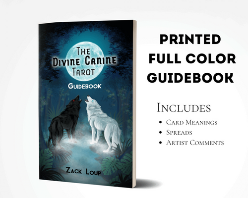The Divine Canine Guidebook by Zack Loup