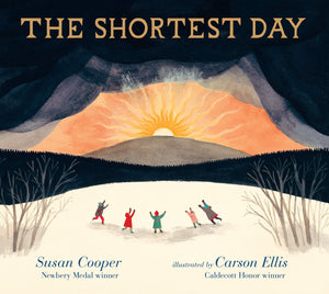 The Shortest Day by Susan Cooper and Carson Ellis
