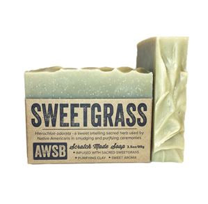 Sweetgrass Bar Soap