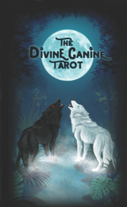 The Divine Canine Tarot | Indie Tarot Deck Focused On Wild and Mythological Canids