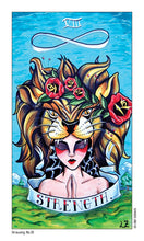 Eight Coins Tattoo Tarot Deck by Lana Zellner - Tarot - Cosmic Corner Savannah