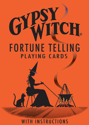 Gypsy Witch® Fortune Telling Cards - Tarot - Cosmic Corner Savannah