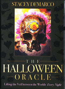 The Halloween Oracle Deck by Stacey Demarco - Tarot - Cosmic Corner Savannah