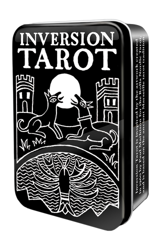 Inversion Tarot in a Tin