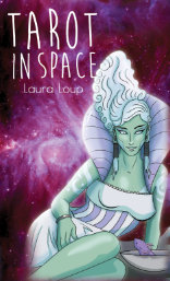Tarot in Space | Indie Sci-fi Intergalactic Tarot Deck| Galaxy Themed Tarot