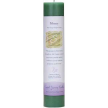 Reiki Herbal Pillar Candle Money