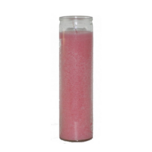 7 Day Pink Candle