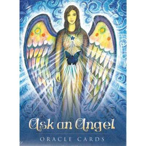 Ask an Angel Oracle Deck by Toni Carmine Salerno
