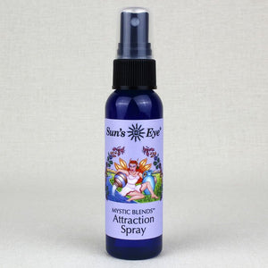 2 oz Attraction Spray by Sun's Eye