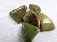 Tumbled Unakite - Crystal - Cosmic Corner Savannah