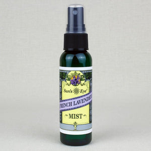 2 oz French Lavender Mist by Sun's Eye