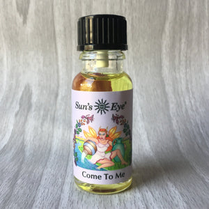 Come to Me Sun's Eye Perfume Oil