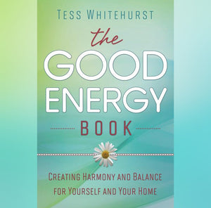 The Good Energy Book by Tess Whitehurst - Book - Cosmic Corner Savannah