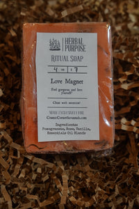 Love Magnet Ritual Soap  Feel Gorgeous and Love Yourself! | Beauty, Attraction, and Self-Care