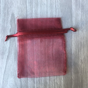 Red Organza Bag -  - Cosmic Corner Savannah