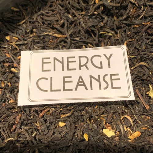 1 oz Energy Cleanse Black Tea | Organic