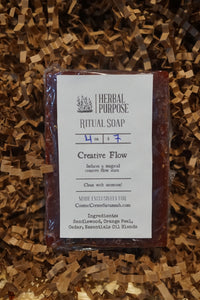 Creative Flow Ritual Soap Induce a magical creative flow state | Muse calling, creativity