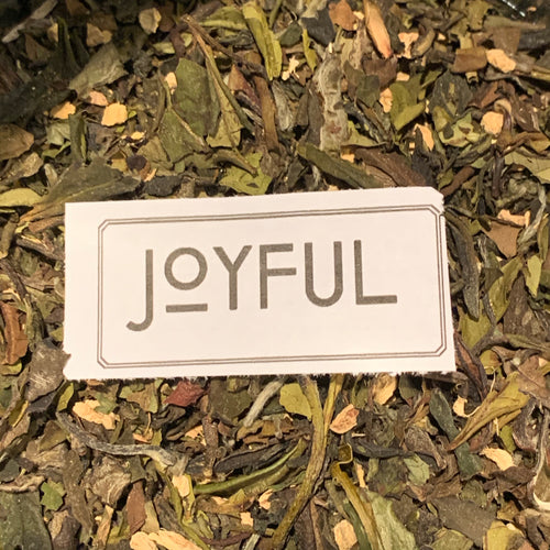 1 oz Joyful Green Tea | Organic | Georgia Peach