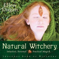 Natural Witchery by Ellen Dugan -  - Cosmic Corner Savannah