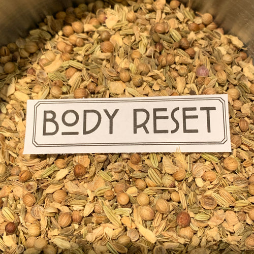 1 oz Body Reset Herbal Tea | Caffeine Free