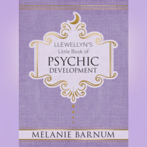 Llewellyn's Little Book of Psychic Development by Melanie Barnum