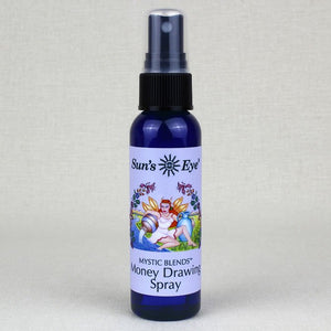 2 oz Money Drawing Spray by Sun's Eye