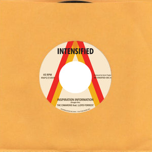 "The Cimarons - Inspiration Information / Midnight Dub 7"" EP"