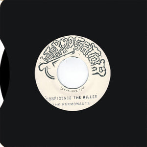 The Harmonauts - Confidence the Killer / The Slaughter EP - TEST PRESS