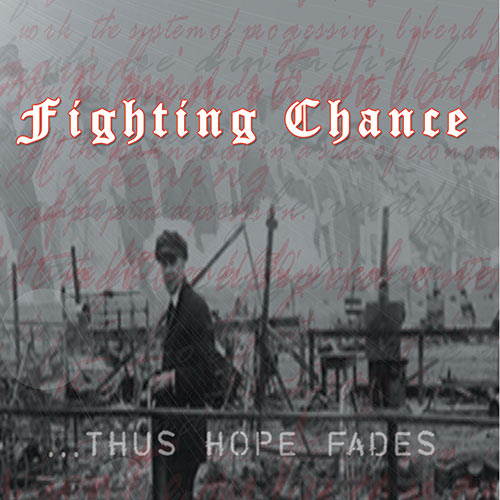 Fighting Chance - Thus Hope Fades