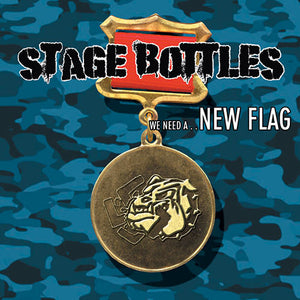 Stage Bottles - New Flag CD