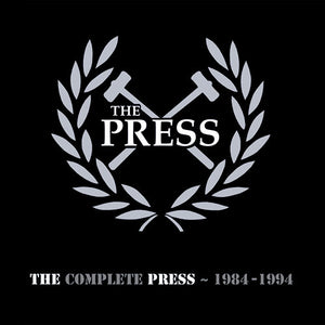 The Press - The Complete Press - 1984-1994 CD