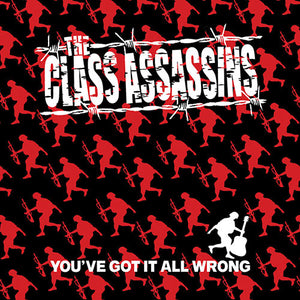 The Class Assassins - You've Got It All Wrong CD