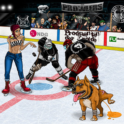 The Prowlers, Produzenten der Froide - Montreal vs Stuttgart CD