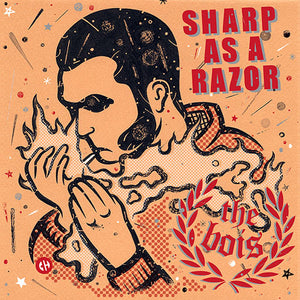 "The Bois - Sharp as a Razor 7"" EP"
