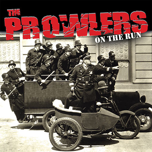 The Prowlers - On The Run 10