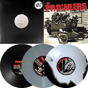 "The Prowlers - On The Run 10"" MLP - BUNDLE"