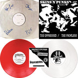The Oppressed, The Prowlers - Skins'n'Punks Volume 6 - BUNDLE