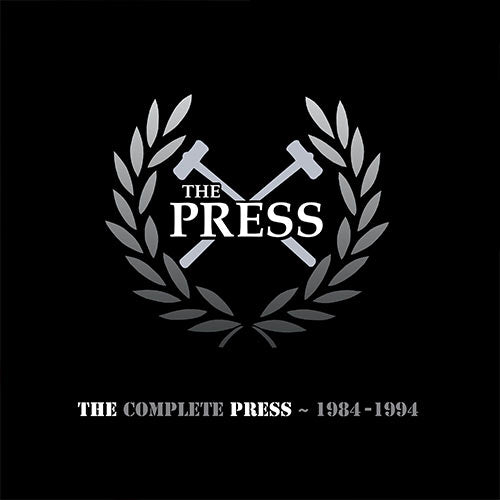 The Press - The Complete Press - 1984-1994 LP