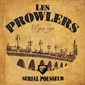 "The Prowlers - Serial Pousseur 7"" EP"