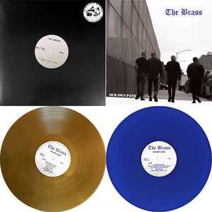 The Brass - Our Own Path LP - BUNDLE