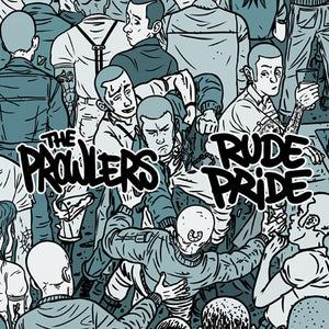 The Prowlers / Rude Pride - split EP