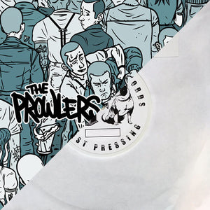 The Prowlers / Rude Pride - split EP - TEST PRESS