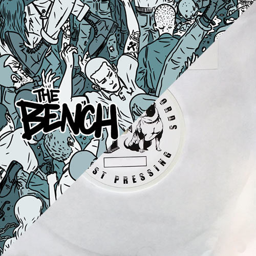 The Bench / The Bois - split EP - TEST PRESS