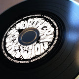 Various Artists - NORTH3RN AGGRESSION 'mock-vinyl' CD